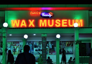 There are two wax Museums in Lonavala. This is the authentic one. They say the other one simply import dolls from China.